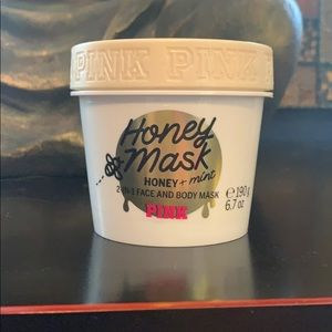 ✨Pink: Honey Mask 2 in 1 Face and Body Mask